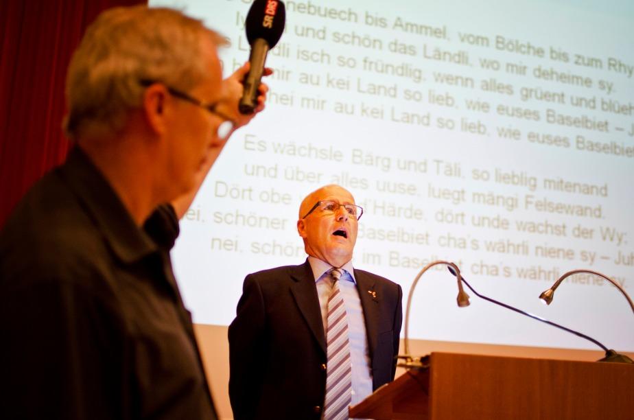 Vorstandswahl SVP Baselland