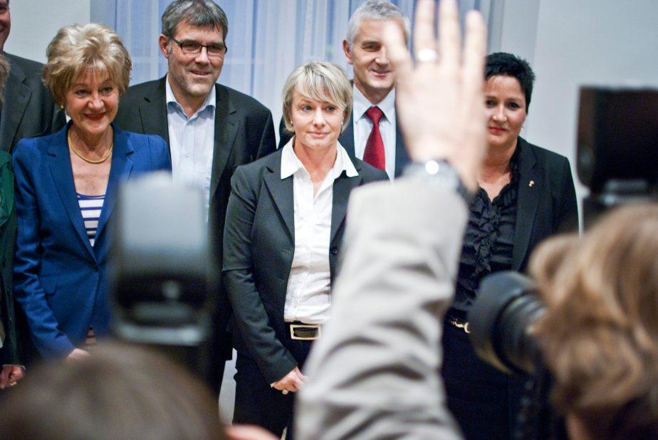 Wahlen in Liestal(Nationalrat)