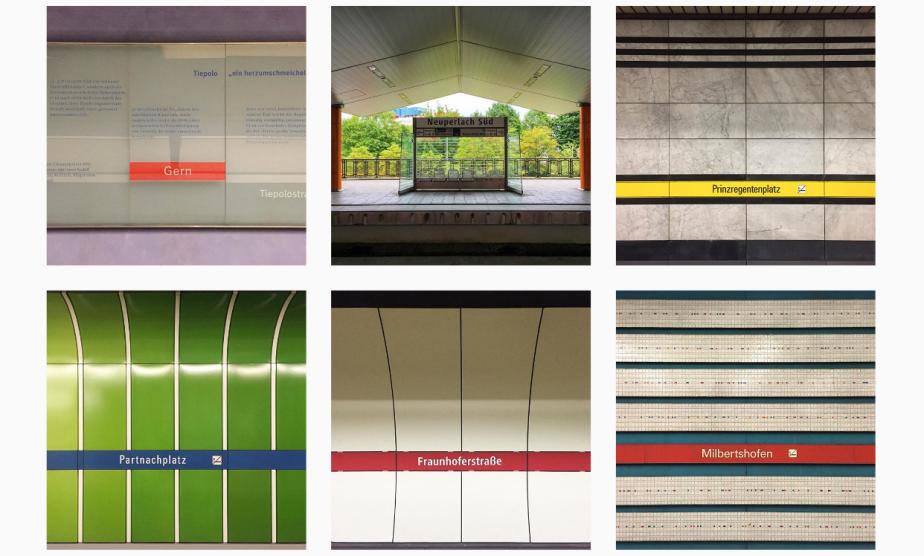 Dieser Instagrammer fotografiert jede einzelne U-Bahn-Haltestelle derStadt
