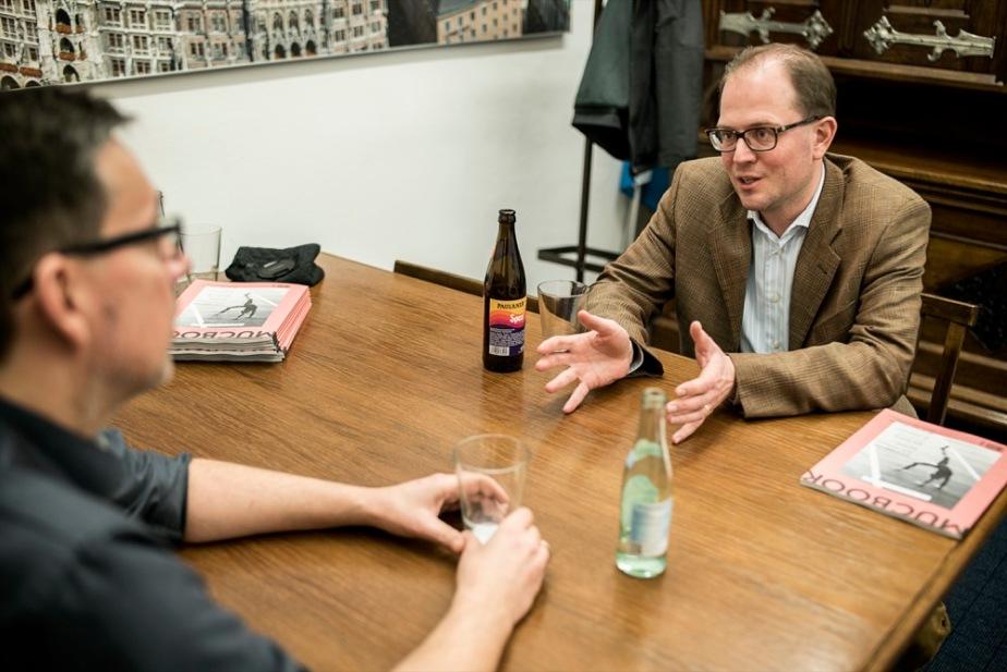 Über Subkultur, Stadtstrand und Leerstand: Interview mit CSU-Stadtratsfraktionschef ManuelPretzl