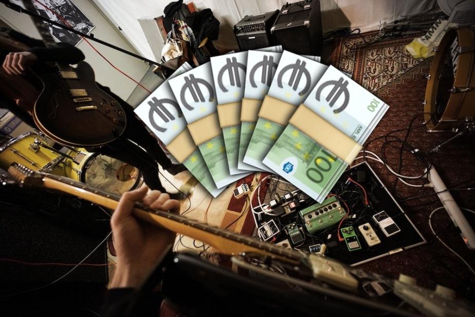 Die Stadt verteilt Geld für Musikproberäume – aber nicht an die, die's wirklichbrauchen